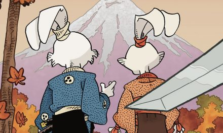 Usagi Yojimbo Comic Book Rings in 2022 with 25th Issue Milestone and Lone Goat and Kid Encore Presentation